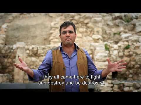 כיצד גילו את העיר האבודה ירושלים