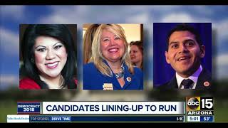 Candidates lining up in race to replace Rep. Trent Franks
