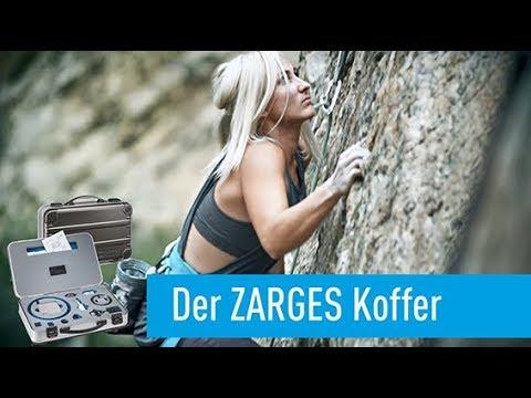 ZARGES K 411 Koffer. Der ZARGES-Koffer.