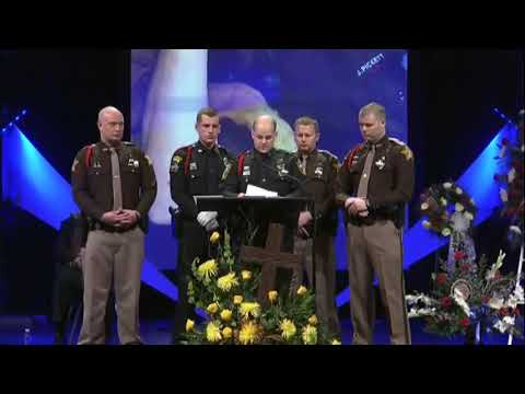 Deputy Sheriff Jacob Matthew Pickett, Boone County Sheriff's