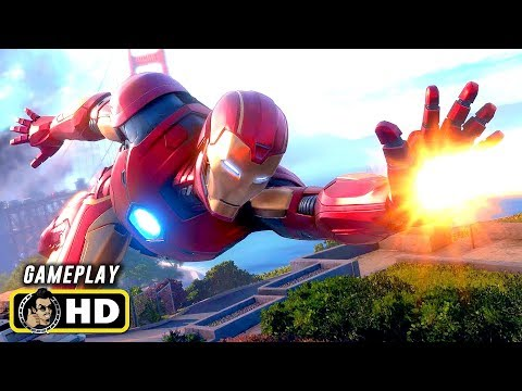 MARVEL'S AVENGERS (2020) Gameplay Overview Trailer [HD]