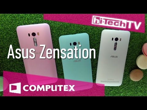 Asus zensation на computex 2015: селфи-смартфон, дизайнерский планшет и аудио-обложка