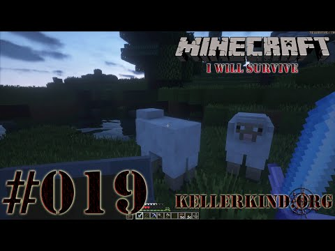 Minecraft: I will survive #019 - Monsterspawner (3) ★ Let's Play Minecraft [HD|60FPS]
