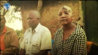 Man in childless marriage chops off wife's arms - video