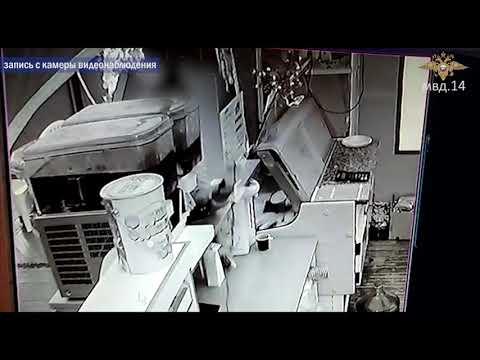 Житель г. Мирный похитил платежный терминал