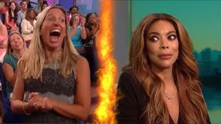 Wendy Williams & Suzanne Roasting each other