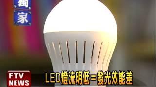 省電LED燈 公開選購訣竅-民視新聞