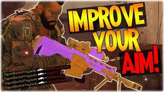 How To IMPROVE Your Aim With Snipers! (BO4)