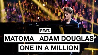 Gambar cover Matoma feat. Adam Douglas - One In A Million | The 2017 Nobel Peace Prize Concert