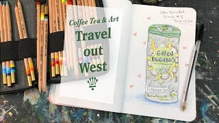Coffee, Tea & Art #11 Travel Edition