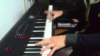 [Alexandros] 「Girl A」をピアノで弾いてみた