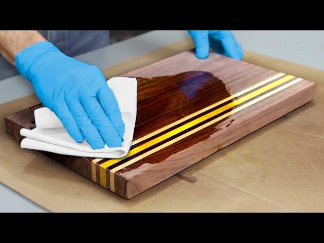 Custom Cutting Board from Scrap Wood | How to Make