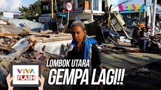 Download Video Video Amatir Detik-detik Gempa Kembali Guncang Lombok MP3 3GP MP4