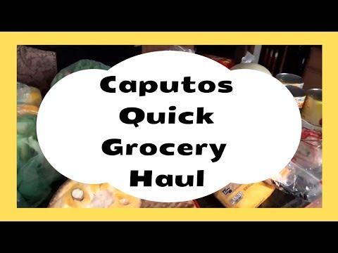 Caputos Grocery Quick Haul