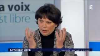 Michèle Rivasi dans «La voie est libre»