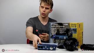 Студійний набір PreSonus AudioBox iTwo Studio від компанії Інтернет-магазин EconomPokupka - відео