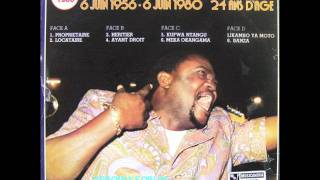 Franco & Le TP OK  Jazz   Kufwa Ntangu[Jerry Dialungana]