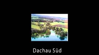 preview picture of video 'Borstel Parkflyer   Dachau Süd   Flycam'