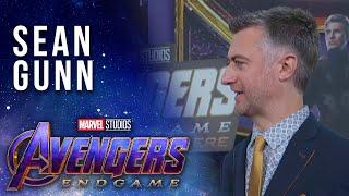 Sean Gunn LIVE from the Avengers Endgame Red Carpet Premiere