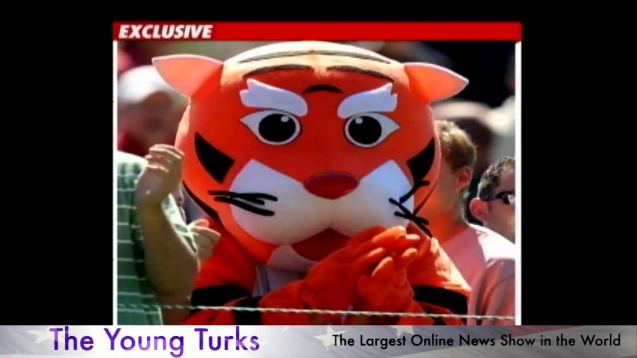 Tony The Tiger Sues PGA? thumbnail