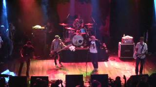 Boy's Night Out - The First Time It Shouldn't Taste Like Blood Live @ The Opera House Toronto
