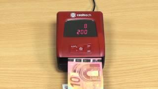 Cashtech 620 EURO Money Detector