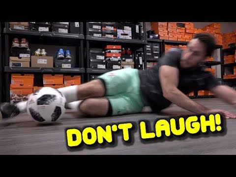 FUNNY SOCCER CLEATS MEME COMPILATION #1 – Try Not To Laugh Challenge! (YLYL)