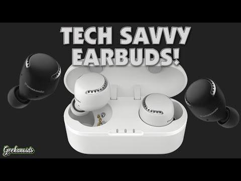External Review Video aOSTGOzVFFQ for Panasonic RZ-S500W True Wireless Headphones w/ Active Noise Cancellation