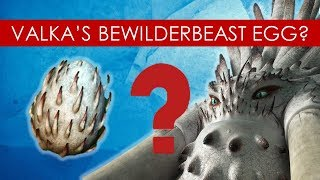 Download Youtube: The Story of Valka's Bewilderbeast and the Egg? Race to the Edge ending EXPLAINED [ HTTYD ]