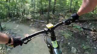 A Ride down Killer Bees Trail