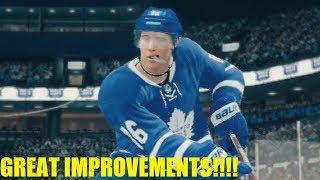 NHL 18 Gameplay & AI