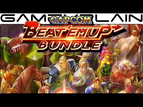 Capcom Beat 'Em Up Bundle - Game & Watch