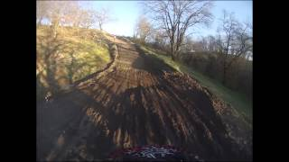 preview picture of video 'Andrea Di Pietro#220 Rignano Flaminio (GoPro hero 3)'