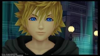 Kingdom Hearts 2.8 Cutscene: Roxas's Grief - dooclip.me