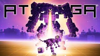 ĐẠI CHIẾN ROBOT XUYÊN VŨ TRỤ! | ATOMEGA