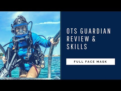 OTS GUARDIAN FULLFACE MASK Review & Skills