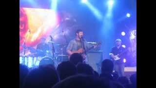 Dan Mangan at The Indies 2012 - About As Helpful As You Can Be Without Being Any Help At All