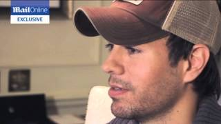 'I shave everywhere' Enrique reveals his top five male grooming...