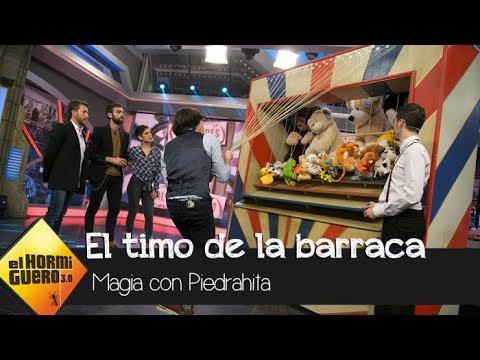 TIMOS AL DESCUBIERTO… LA BARRACA DE FERIA