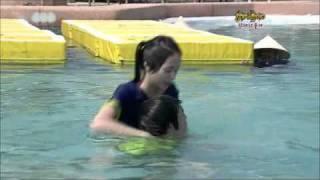 Funny Video ♣SHINee(Minho),Fx(Krystal) vs 2pm(Chansung),SECRET(Sunhaw)♣