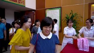 Sam Natural tham dự hội thảo tiền sản tại Bệnh viện 108 – Hà Nội