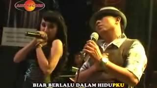 Gambar cover Rina Amelia Feat Cak Roel - Cinta Diantara Kita (Official Music Video) - Sagita - Aini Record