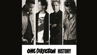 One Direction - History (Lyrics)