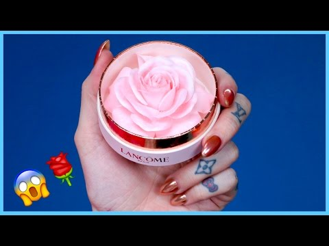 LANCÔME ROSE HIGHLIGHTER: Is It Jeffree Star Approved???