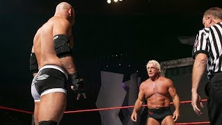 Goldberg vs. Ric Flair: Raw, Aug. 4, 2003