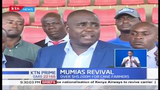MUMIAS REVIVAL: Senator Malala clashes with revival task-force over Sh200M cane farmers