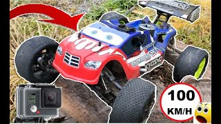 FPV Kyosho RC Inferno neo ST Race spec