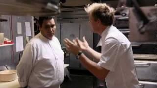 Fresh Pizza Taste Test Ramsay's Kitchen Nightmares