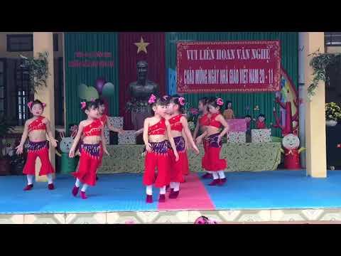 Văn nghệ chào mừng ngày nhà giáo Việt nam 20/11/2020 lớp 5TA