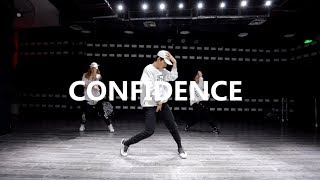 Confidence - Chris Brown | Will Choreography | GH5 Dance Studio